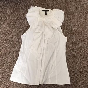 Bcbg maxazria white top